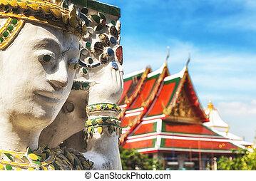 Wat Arun or Temple of Dawn, Bangkok