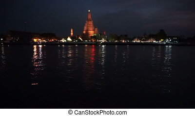 Wat Arun, Temple of Dawn Thailand - Wat Arun, Temple of Dawn...