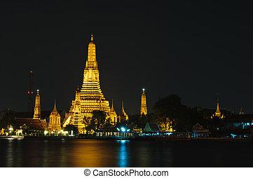 Wat Arun (Temple of Dawn)