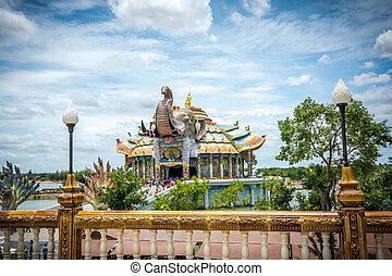 Wat Ban Rai Thailand