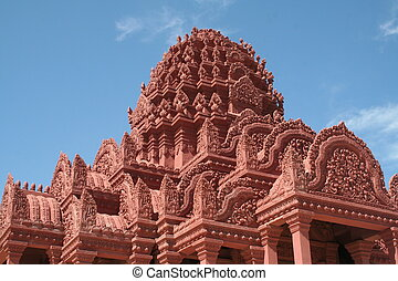 Wat Basat at Phomn Penh in Cambodia