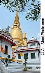 Wat Bowonniwet Vihara, Bangkok