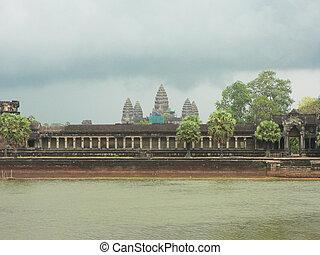 wat, camboya,  angkor