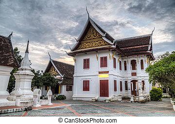 Wat Kili temple in Luang Prabang, Laos