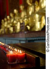 Wat leng nei yi 2 , chinese temple