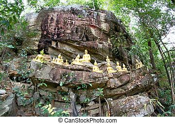 Wat palan sung , Ubon Ratchathani,  thailand