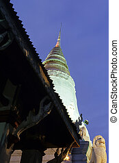 Wat- Phnom Penh, Cambodia