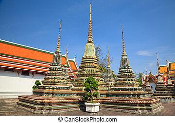 Wat Pho temple, Bangkok,Thailand