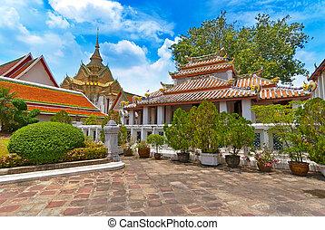 Wat Phra Kaeo, Bangkok