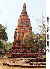 Wat Phra Mahathat, Ayuthaya