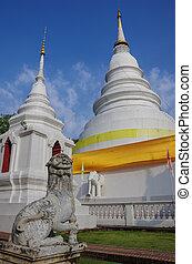 Wat Phra Sing temple Chiang Mai Pro