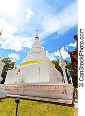 Wat Phra Singh temple in Thailand