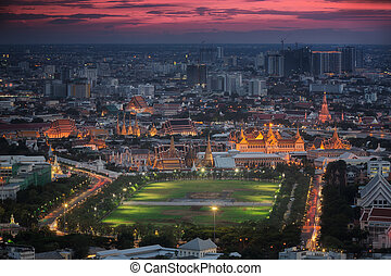 Wat pra kaew Grand palace