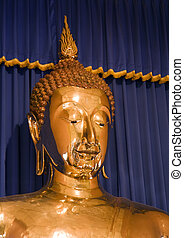 Wat Trai Mit Buddha