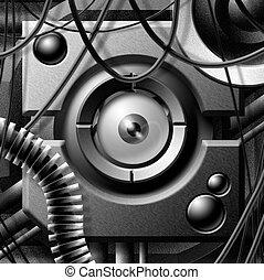 Watch! - Digital Illustration