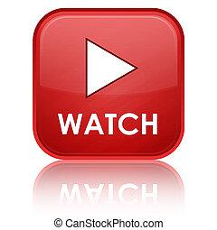 Watch glossy button