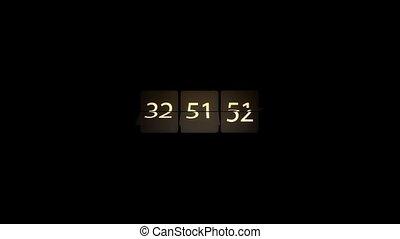 Watch timelapse. Clock randomly move - Clock randomly move....