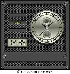 Watches background