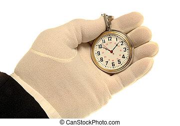 watchhand, horloge, hand, &