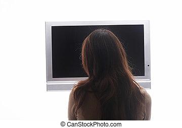 watching nothing