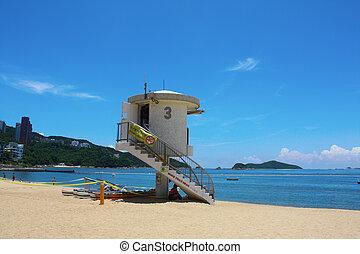 Watchtower in Repulse bay, Hong Kong