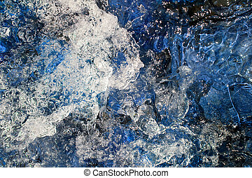 Water abstract