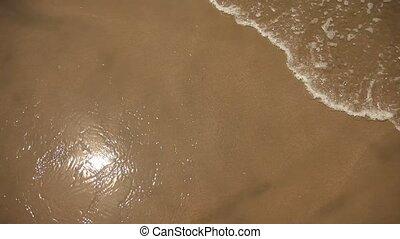 Water At Beach