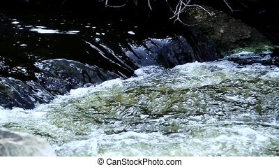 Water background - Water movement