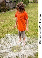 Water Balloon Fun 01