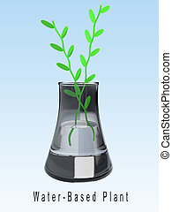Water-Based Plant concept