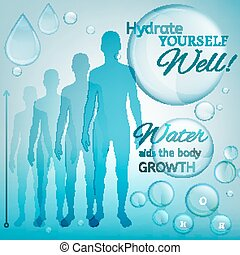 Water Body Growth - Water is the driving force of all...