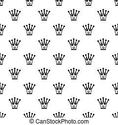 Water bottle pattern vector