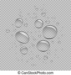 water bubbles template transparent - Water bubbles template...