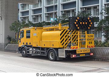 Water Cistern Truck
