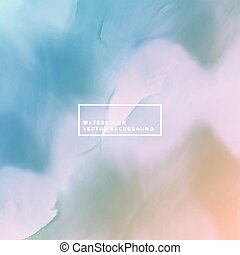 water color background in soft colors