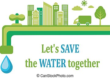 water conservation and ecology