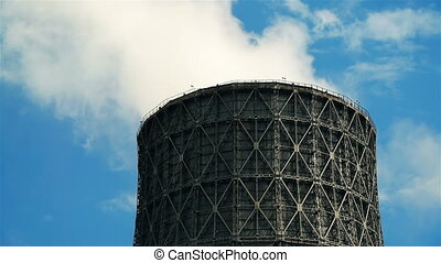 water-cooling tower