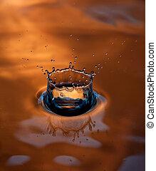 Water crown