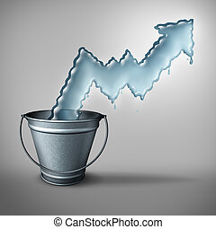 Water Demand Concept - Water demand concept and clean...