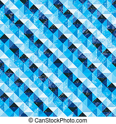 water design over pattern  background vector illustration