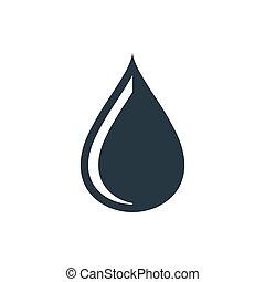 drop icon - water drop icon