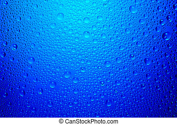 Water drops background texture