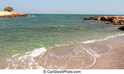water, duidelijk, zee