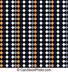 Water fall colours seamless pattern