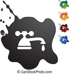 Water Faucet Drip