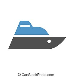 Water flat icon