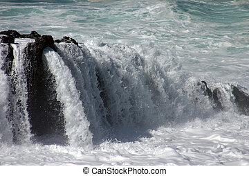Water Flowing II