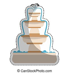 water fountain icon
