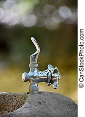 Water Fountain Spigot