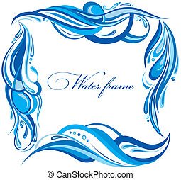 Water frame